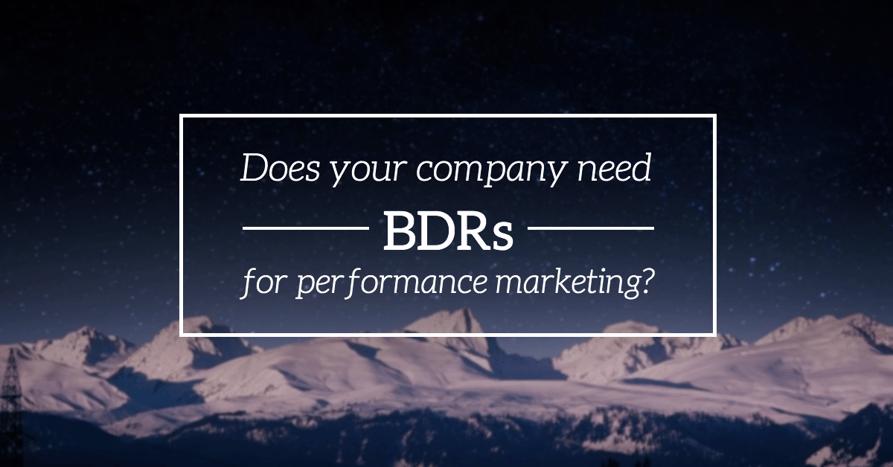 BDRs-performance-marketing